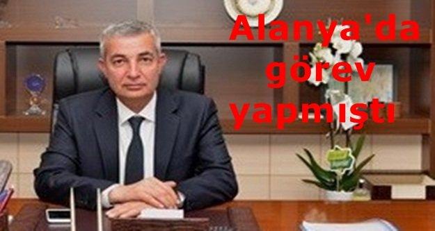 Antalya Orman Bölge Müdürü göreve başladı