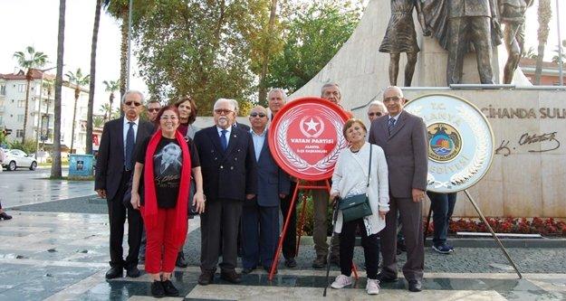 'Atatürk, paylaşıldıkça büyüyor'