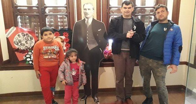 Atatürk'ün özel misafirleri