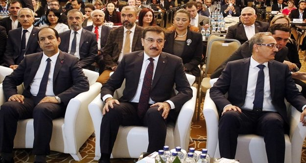 Bakan Tüfenkci: 'ICPEN'e büyük önem veriyoruz'