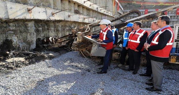 Başkan Uysal İstanbul için projelere başladı
