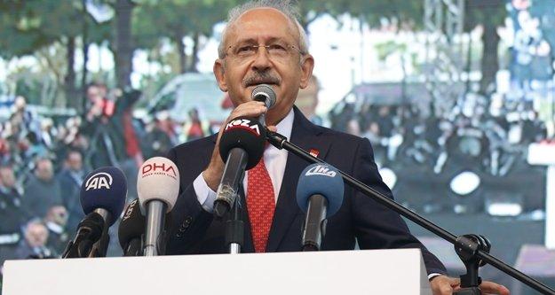 'CHP'li belediyeler olarak her kuruşun hesabını millete vereceksiniz'
