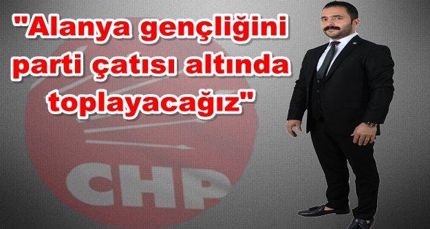 CHP'de gençliğe 'Çağdaş' aday