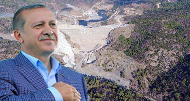 Cumhurbaşkanı Erdoğan 9 tesisin açılışını yapacak