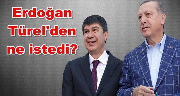 Erdoğan, Menderes Türel hakkında kararını verdi