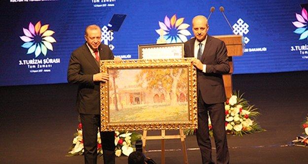 Erdoğan: Turizm politikamız tıkandı, yeni bir vizyona ihtiyaç var