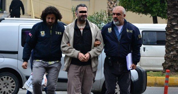 FETÖ'den tutuklanarak Alanya'ya gönderildi
