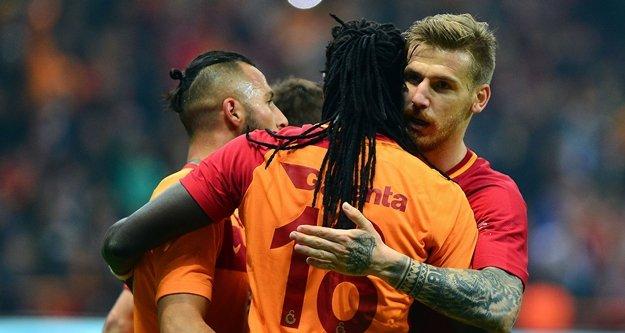 Galatasaray, Beşiktaş derbisine kayıpsız gidiyor