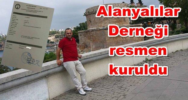 İstanbul'daki Alanyalılar dernek kurdular