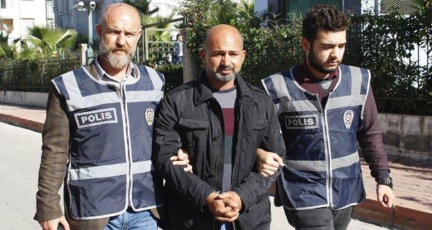 Karısının sevgilisini öldüren zanlı tutuklandı