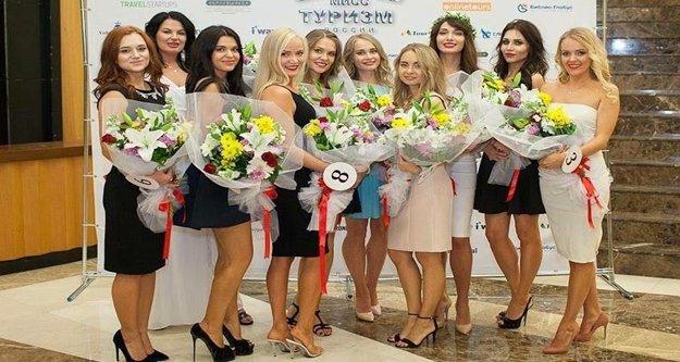"""Rus acenteciler 'turizm güzeli"""" olmak için yarıştı"""