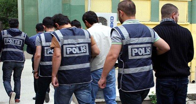 Son FETÖ operasyonunda 14 tutuklama
