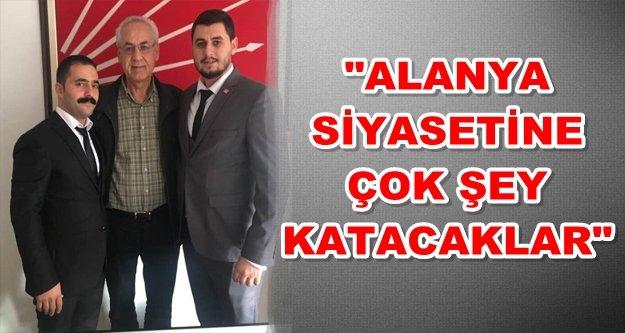 Takavut'tan yeni başkana tam destek