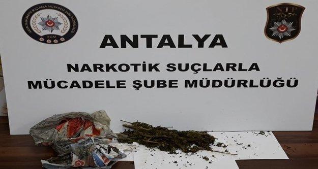 Uyuşturucu operasyonları: 6 kişi gözaltında
