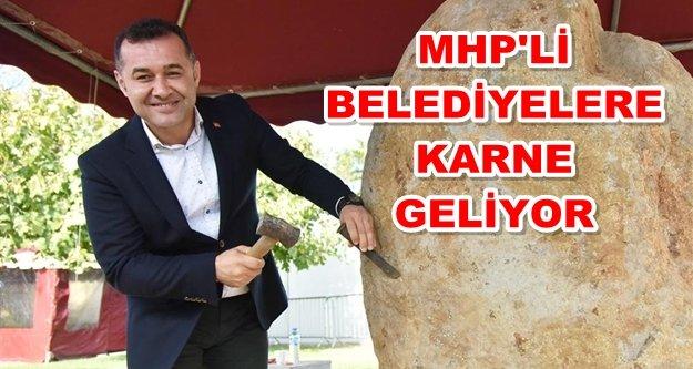 Adem Murat Yücel'e karne verilecek
