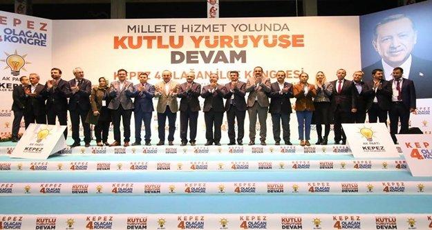 AK Parti'de ilçe kongreleri tamam