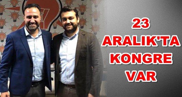 AK Parti Gençlik Kollarına geçici başkan
