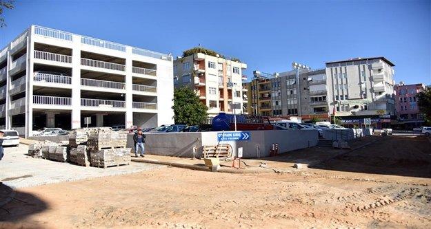 Alanya Belediyesi şehir merkezini yeniliyor