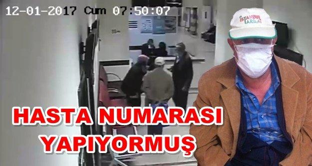 Alanya'da 17 bin TL'lik vurgun yapan yankesici yakalandı
