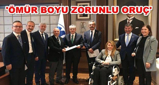 Alanya'dan milletvekili Yurdakul'a özel istek