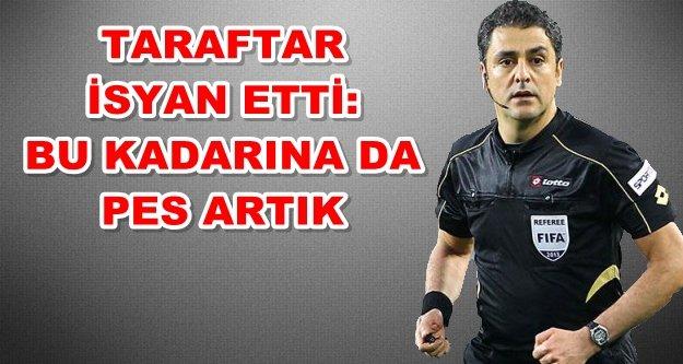 Alanyaspor - Kayserispor maçına Kayserili hakem