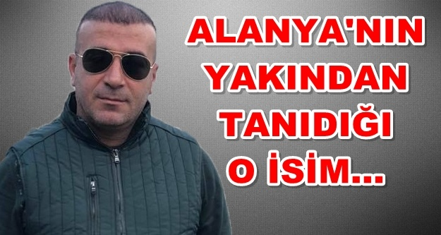 Ankara'da Alanya'yı sarsan cinayet