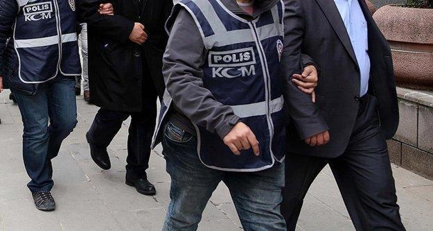 Antalya'da polislere FETÖ operasyonu: 10 gözaltı