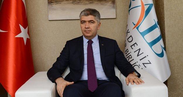 Batı Akdeniz'de ihracat 1.5 milyar doları aştı