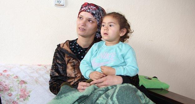 Eşi cezaevine giren anne, üç çocuğuyla yaşam mücadelesi veriyor