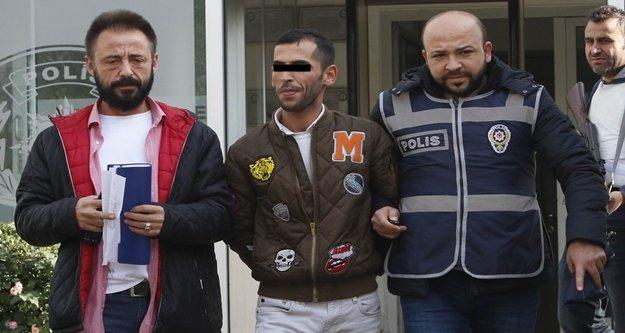 Eski eşini pala ve silahla yaralayan koca tutuklandı
