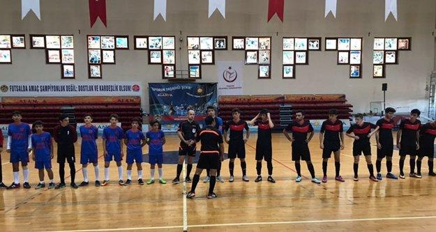 Futsalın kalbi Alanya'da atıyor