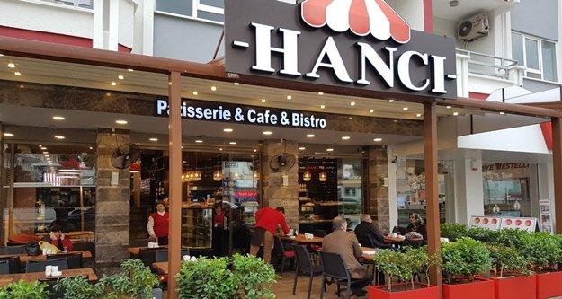 Hancı Pastaneleri 8. şubesini açtı