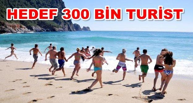 İlginç rapor! Düşük gelirli turistler Alanya'da