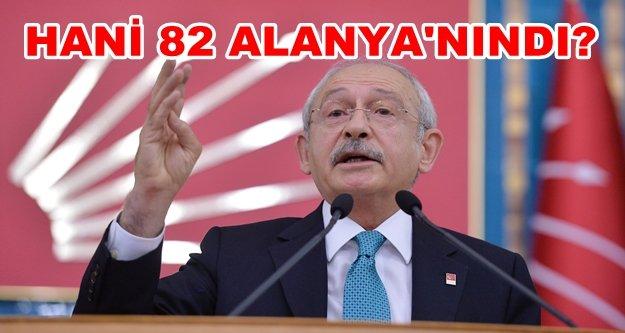 Kılıçdaroğlu'ndan 82'nci il teklifi