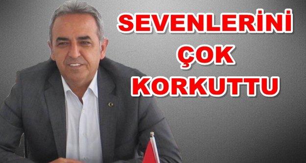 Mustafa Sünbül'den açıklama var
