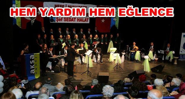 Neşe-i Muhabbet'ten Alanya'da unutulmaz konser