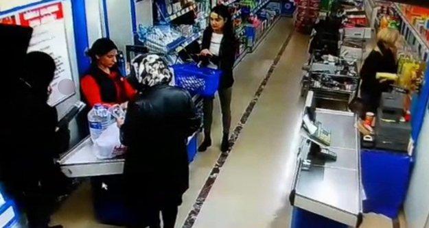 Pompalı tüfekli kar maskeli soygunda müşteri rahatlığı