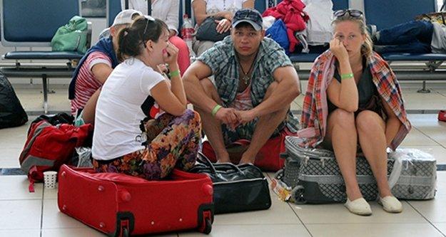 Rus turistlerin en çok sorun yaşadığı ülkeler açıklandı