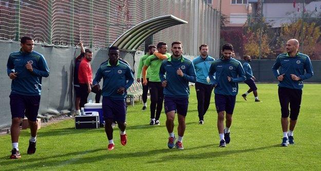 Sivasspor hazırlıklarına başladı