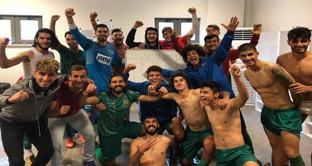 U-21 Antalya'dan galibiyetle dönüyor