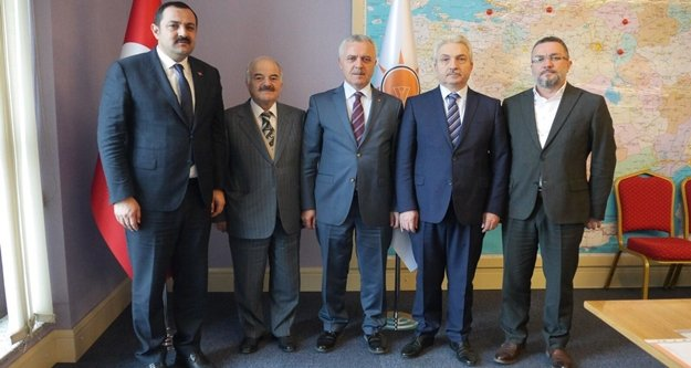 AK Parti Akseki ilçe Başkanlığına o isim atandı