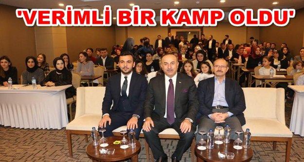 Ak Parti'nin Afyon Kampı sona erdi