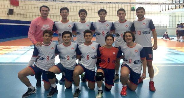 Alanya Bahçeşehir Koleji finallerde