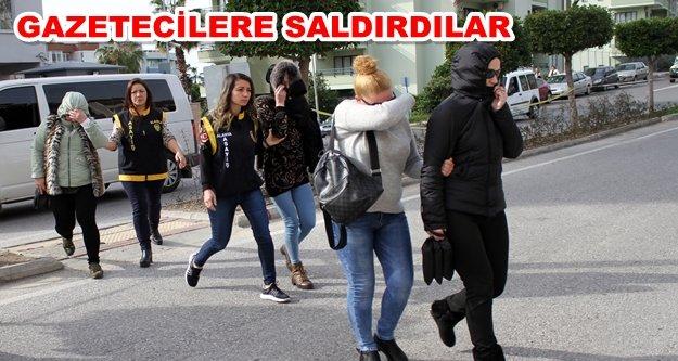Alanya'da fuhuş operasyonu: 4'ü kadın 6 kişi gözaltında