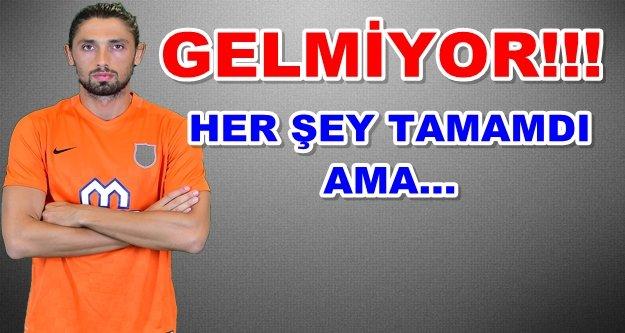Alanyaspor'a şok! Mehmet Batdal transferi yattı