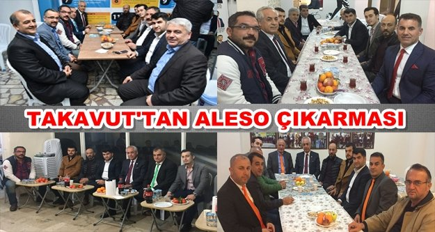 CHP'den başkan adaylarına ziyaret turu