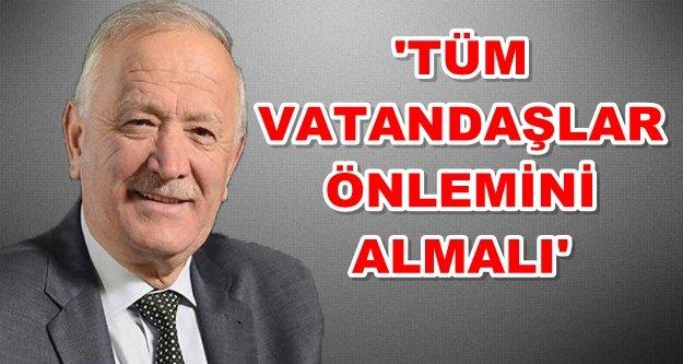 Nuri Demir'den Alanya'ya fırtına uyarısı!