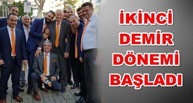Nuri Demir'den seçim sonrası ilk sözler