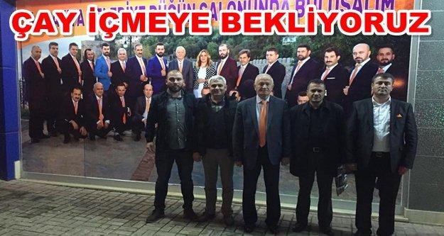 Nuri Demir'in seçim ofisi hizmete açıldı