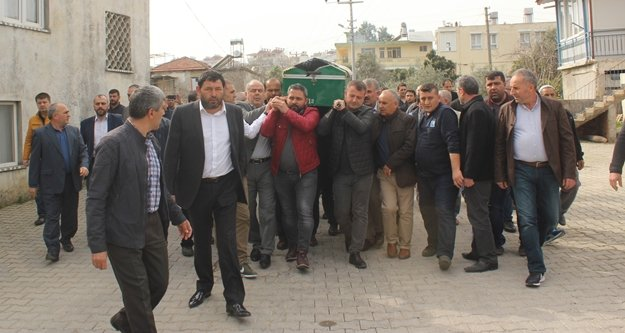 AK Parti'li Erçetin son yolculuğuna uğurlandı